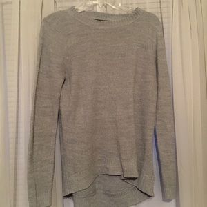 Forever 21 gray knit sweater size M